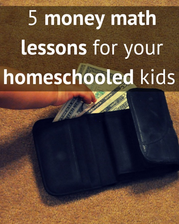 Money math lessons from MPE