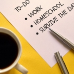 working homeschool moms tips